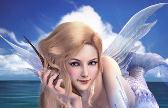 One wish of the mermaid