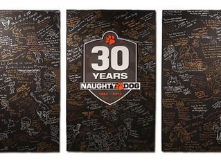 Talk at Naughty Dog 30th Anniversary