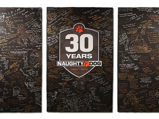 Talk at Naughty Dog 30th Anniversary