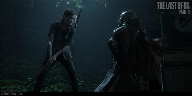 Ellie-E3 Demo