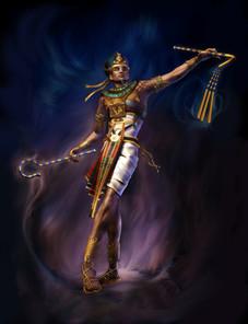 Ramses, The King of Egypt