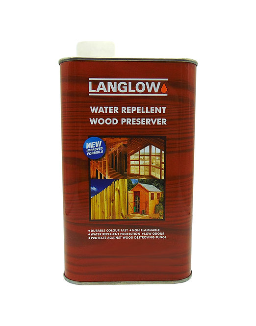 Langlow Wood Preserver-Clear