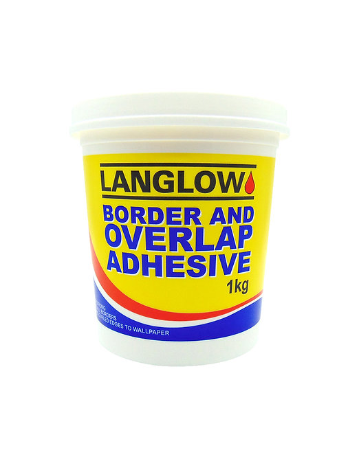 LANGLOW BORDER AND OVERLAP ADHESIVE 0.5 KG