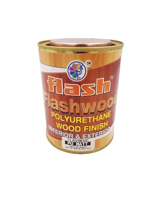 FLASH POLYURETHANE WOOD VARNISH 500 ML