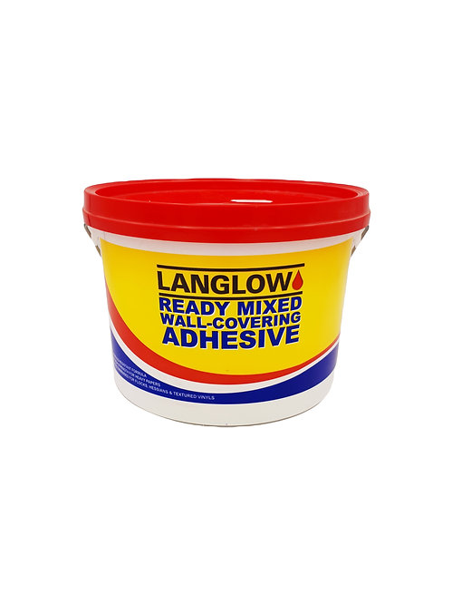 LANGLOW READY MIXED WALL-COVERING ADHESIVE