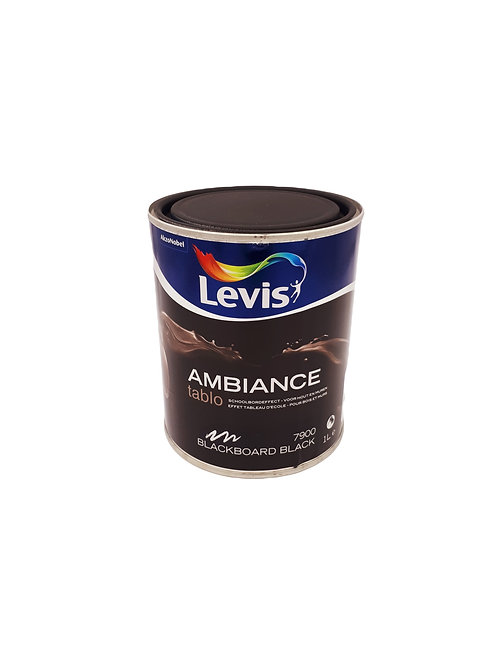 LEVIS BLACK BOARD PAINT 1 LTR