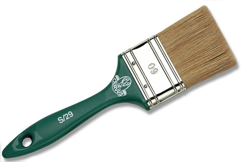 CERVUS PAINT BRUSH GREEN S/29