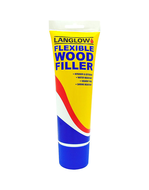 LANGLOW FLEXIBLE WOOD FILLER (TUBE)
