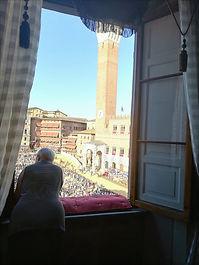 Palio a Siena