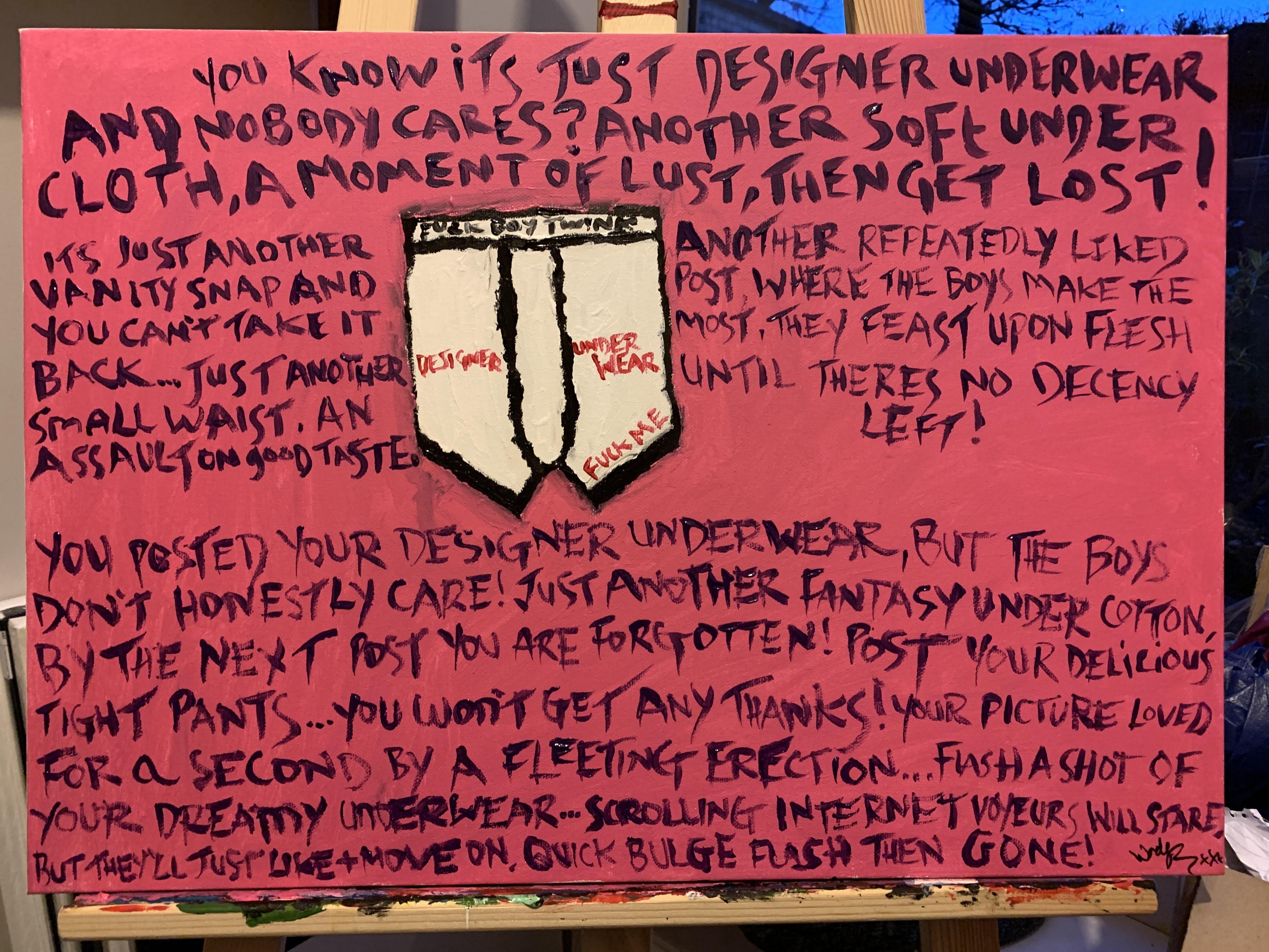 Designer Underwear
