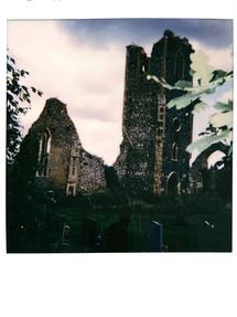 St Andrews Ruins (Church), Roudham - July 21'