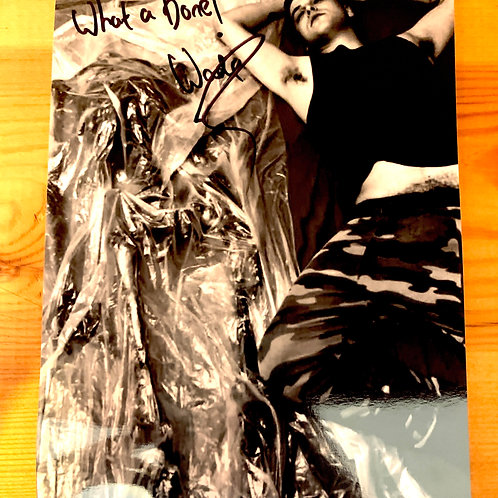 ***SIGNED*** The Lustful Dead Glossy Photo