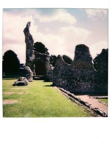 Thetford Priory July 21'