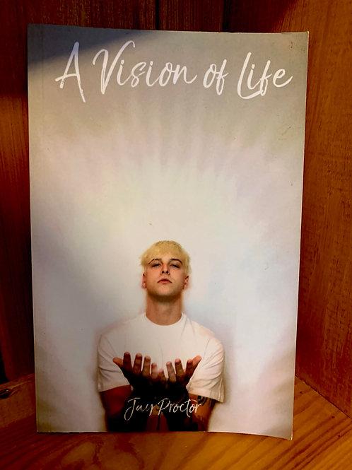 ***SIGNED*** A Vision Of Life (Non Fiction) Wade Radford