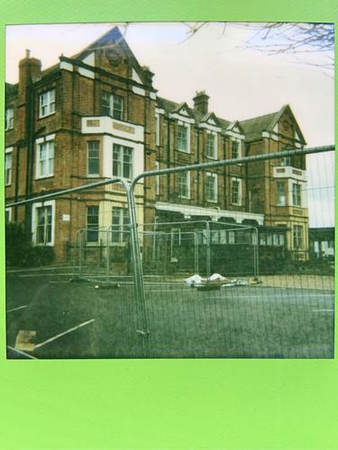 'Closed' - 'Manor Hotel' -Apr 21