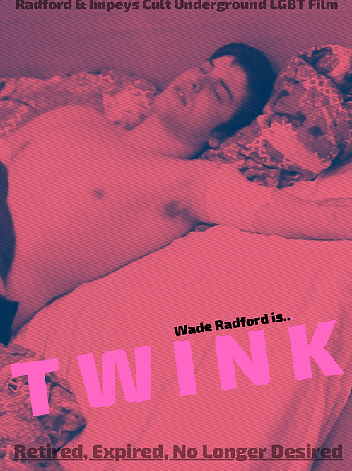 TWINK A3 HAND Signed Poster