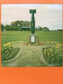 'War Memorial Green' - Apr 21'