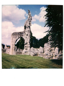 Thetford Priory Remains (July 21')