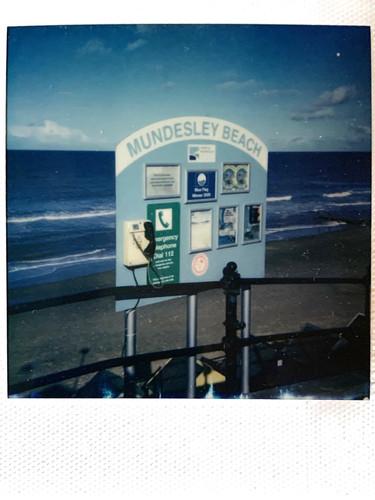 'Mundesley' Apr 21