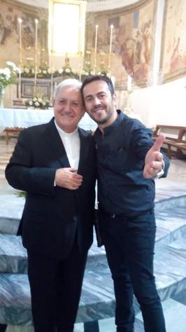 with Giuseppe Liberto
