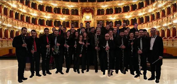 Sicilian Clarinets Orchestra