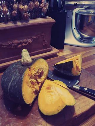 Pumpkin roasting :)