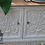Thumbnail: *SOLD* Credenza Bianco in Stile Vintage