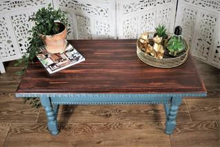 Creazione di un Tavolino da Caffè in Finto Legno