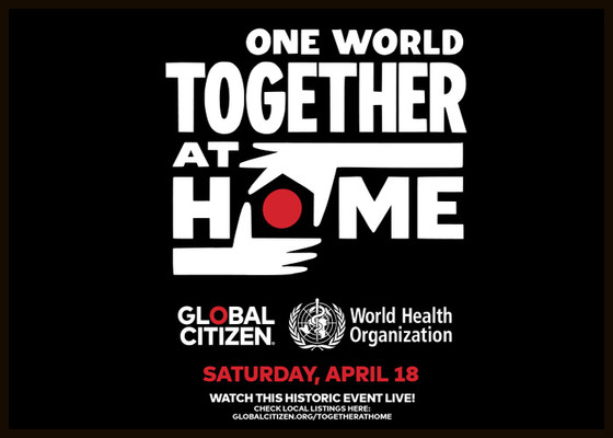More Artists Added To the One World Together At Home Lineup
