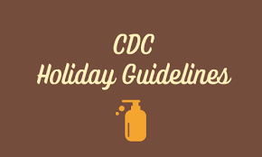 CDC Holiday Guidelines