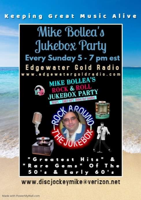 Catch the Debut of Jukebox Party with Mike Bollea