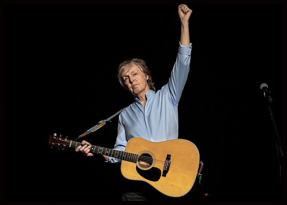 Paul McCartney Adds New Solo Album McCartney 111