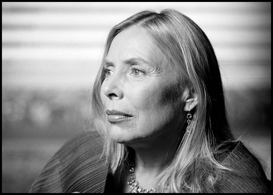 Joni Mitchell Chosen as the 2022 MusicCares Person of the Year