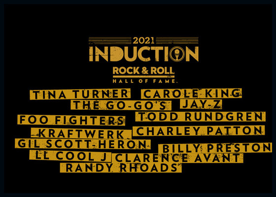 Rock and Roll Hall of Fame 2021 Inductees