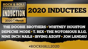 Rock and Roll Hall of Fame Ceremony and Induction Postponed