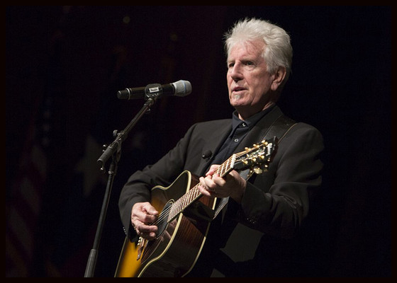 Graham Nash Opens Up About Tensions With David Crosby