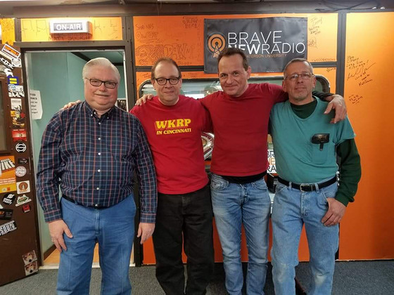 Radio Alumni Takeover Weekend - Music, Fun and Friendship!