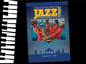 Rehoboth Beach Jazz Festival Arrives This Weekend!