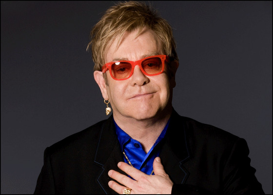 Elton John and Tik Tok Teamed Up for World Aids Day
