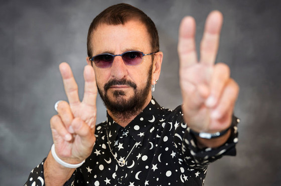 An Inside Look at Ringo Starr's New Video Give More Love
