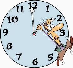 Memories of Radio Clock Changing