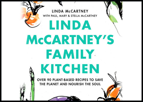 Vegetarian Cook Book To be Published by Paul McCartney and his Daughters