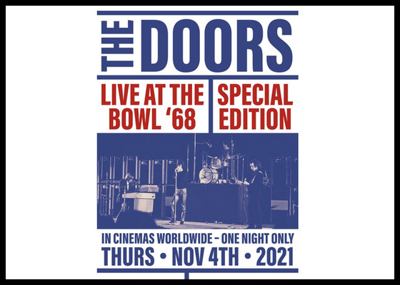 The Doors will be Releasing a Full Length Concert Film