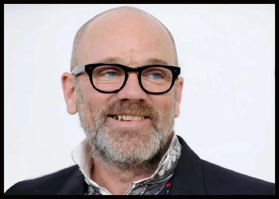 R.E.M.'S Michael Stipe Urge Local to Get Vaccinated