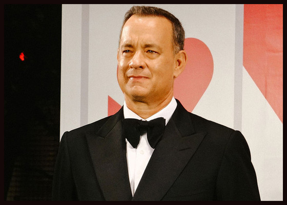 Tom Hanks Shows Off 'Horrible Haircut' For Role In Elvis Biopic