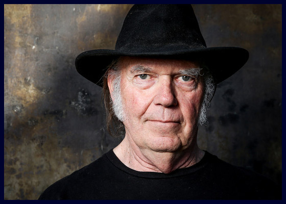 Neil Young Condemns Super Spreader Events