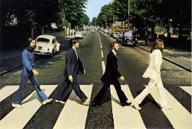 Paul McCartney Returns To Abbey Road Crosswalk Untitled