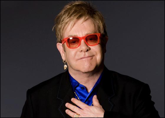 Elton John - Global Citizen Artist of the Year