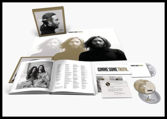 New John Lennon Box Set To Be Released