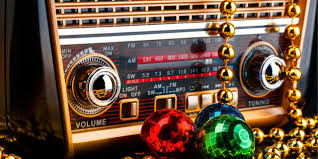 It's Christmas Music Season on the Radio